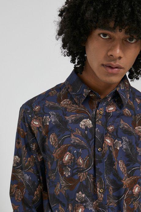 Koszula z bawełną organiczną męska