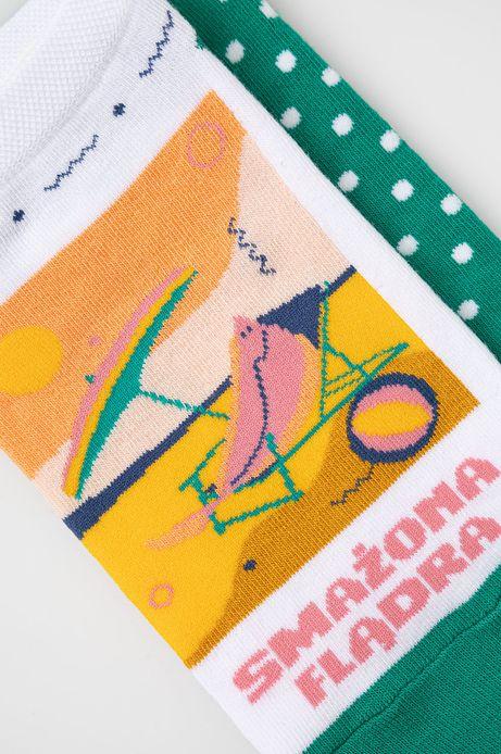 Skarpetki damskie by Ewelina Gąska, Summer Posters  (2-pack)