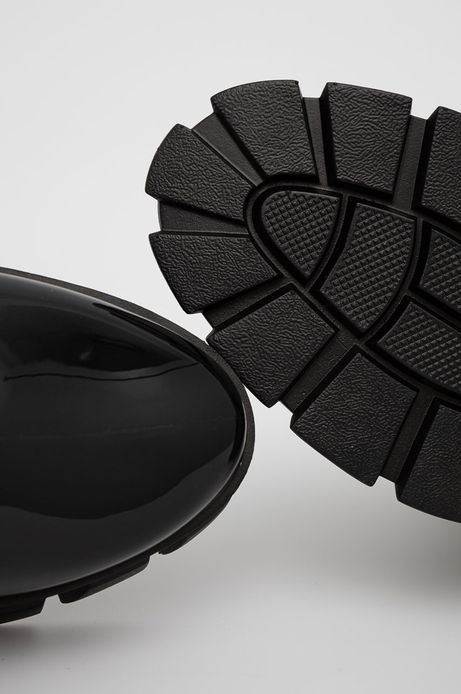 Kalosze damskie Essential czarne