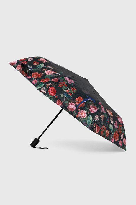 Parasol w kwiatowy wzór