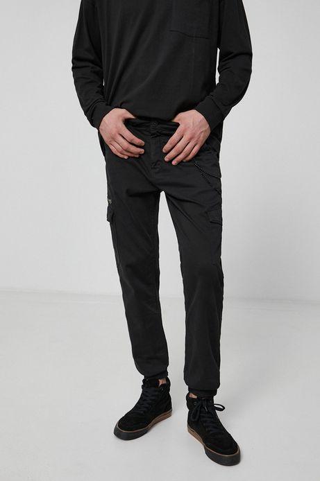 Spodnie męskie Barong Mask czarne