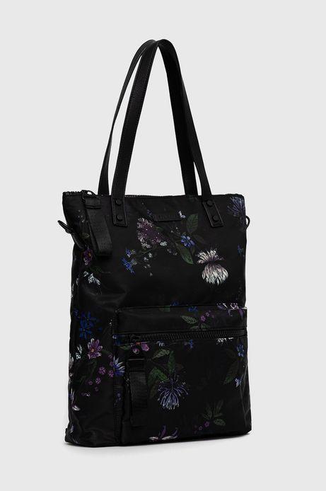 Plecak damski Poetic Garden czarny