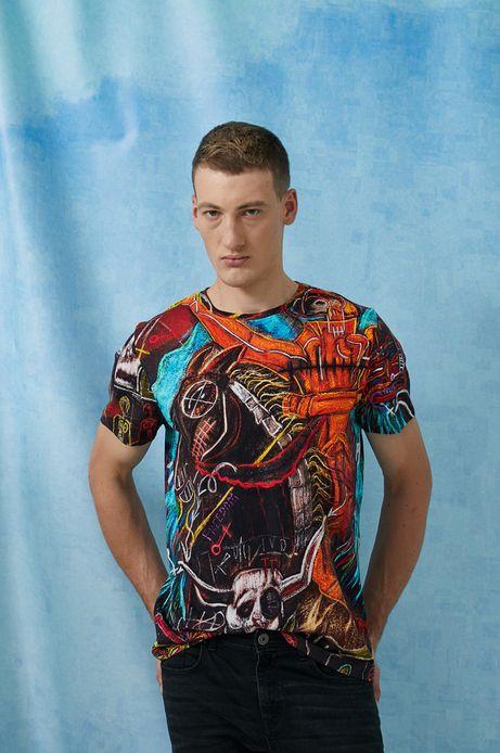 T-shirt bawełniany by Joanna Patejuk, Grafika Polska