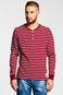 Man's T-shirt  czerwony