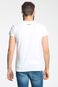 Man's T-shirt DTTMH biały