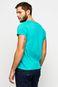 T-shirt Cruising niebieski