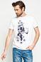Man's T-shirt Cruising biały