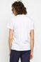 Man's T-shirt Crusing biały
