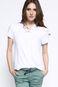 Woman's Koszula Artisan biała