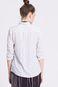 Woman's Koszula Mixed Emotions biała