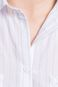 Woman's Koszula Less Is More niebieska