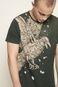 Man's T-shirt Rafał Wechterowicz for Medicine zielony