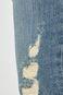 Jeansy męskie slim fit niebieskie