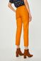 Spodnie damskie chinosy żółte