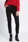 Woman's Spodnie Belleville czarne
