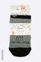 Man's Skarpety x Jean-Michel Basquiat (2-pack)