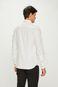 Koszula męska slim comfort biała