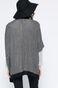 Sweter Decadent szary