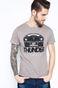 T-shirt Artisan beżowy