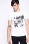 T-shirt Decadent biały