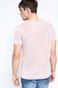 T-shirt Decadent różowy