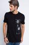 T-shirt Rockstar czarny