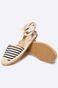 Sandały African Vibe granatowe