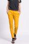 Spodnie Less Is More żółte