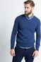Sweter Let's Party niebieski