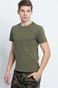 T-shirt Samurai zielony