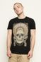 T-shirt Indigo Resort czarny