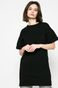 Sukienka damska Basic czarna