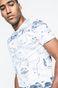 T-shirt męski City Rhythmes biały
