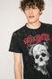 T-shirt męski Aerosmith czarny