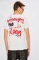 T-shirt męski Desert Grunge x The Rolling Stones biały