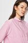 Koszula damska w paski różowa