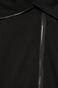 Długa bluza damska czarna