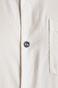 Koszula męska ze stójką biała