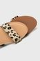 Sandały skórzane damskie