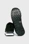 Buty męskie ze skóry zamszowej czarne