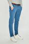 Spodnie męskie slim niebieskie