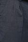 Spodnie męskie ze zwężaną nogawką szare