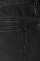 Szorty jeansowe damskie czarne