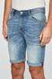 Szorty jeansowe męskie  niebieskie