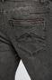 Szorty męskie jeansowe szare