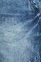 Szorty męskie ściągane troczkami niebieskie