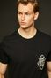 T-shirt męski by Hipner, Tattoo Konwent czarny
