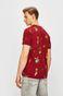T-shirt męski by Jarek Ropa Tattoo Konwent czerwony
