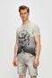 T-shirt męski by Hipner, Tattoo Konwent szary