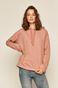 Bluza damska z kapturem różowa
